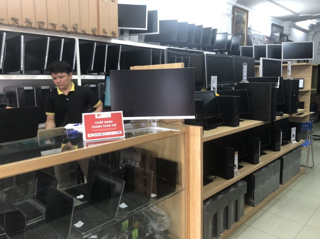 , Home Shop 1, Hoàng gia Computer