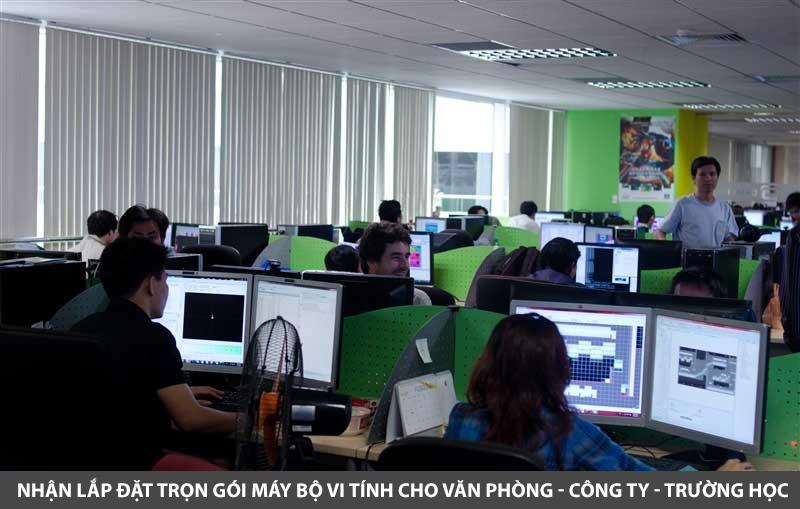 , Máy Tính Để Bàn Giá Rẻ Chuyên Dành Công Ty Văn Phòng, Hoàng gia Computer