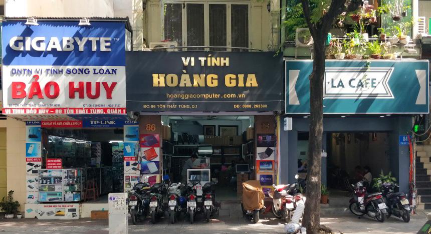 , GIỚI THIỆU CÔNG TY HOÀNG GIA COMPUTER, Hoàng gia Computer